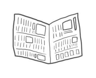 新聞配達バイトイメージ