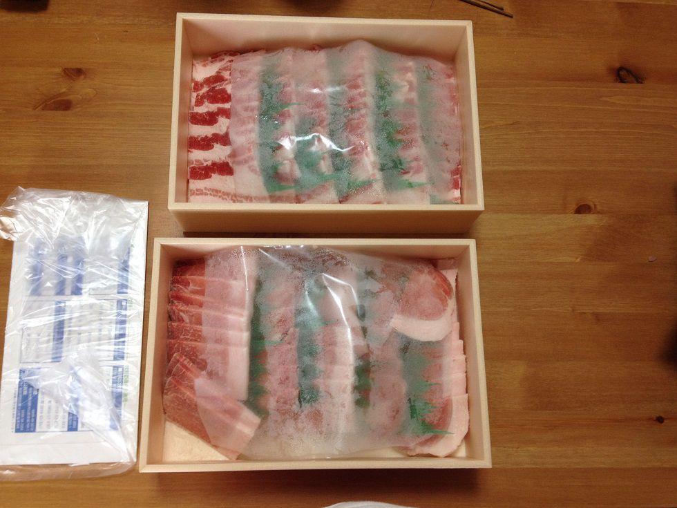 ふるさと納税特産品ルビー豚