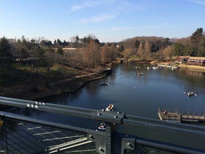 アンデルセン公園 太陽の橋