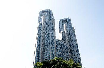 東京都庁 画像