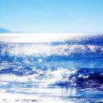 夏枯れ相場と海