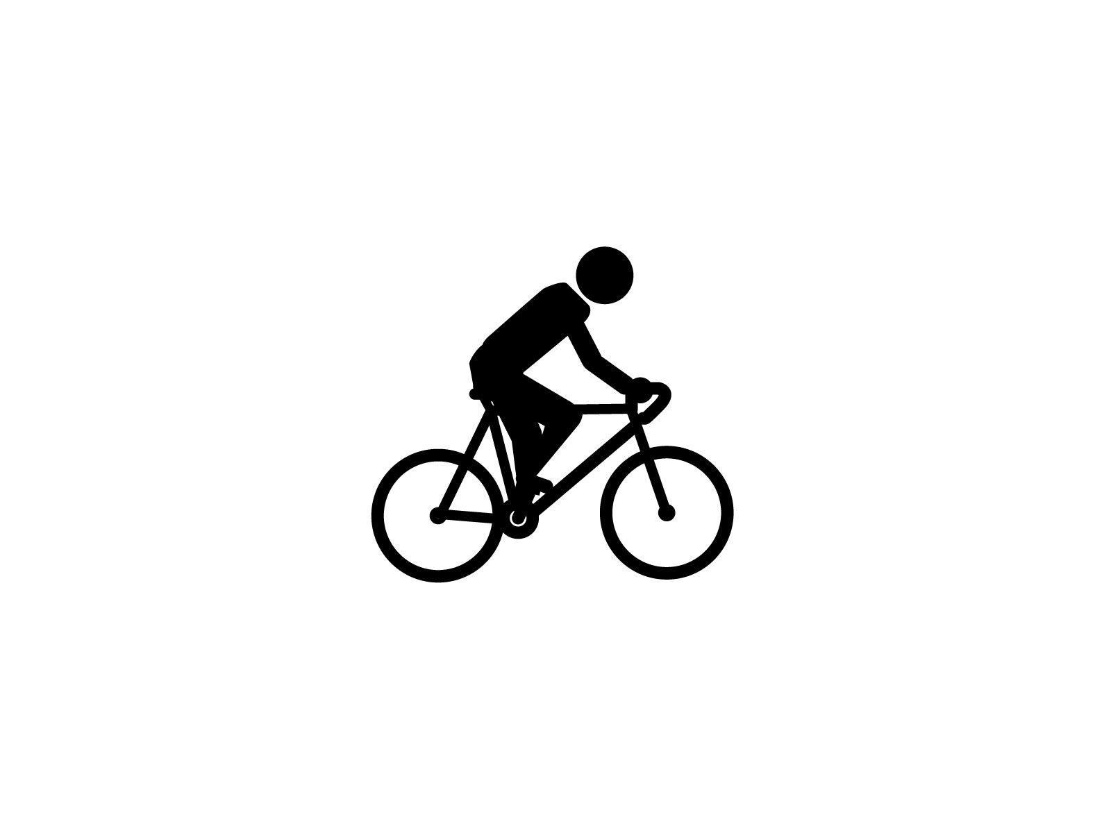桐谷さんと自転車イメージ