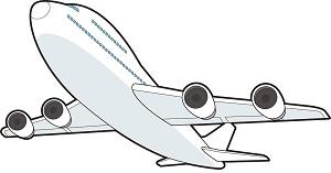 ゴールデンウィークと飛行機