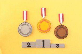 オリンピックとメダル